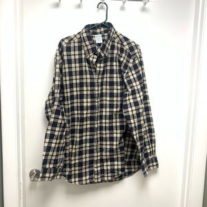 Men's Brooks Brothers XL Button Up Flannel